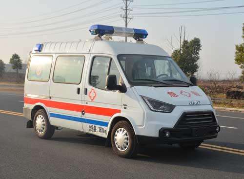 特顺运送型救护车图片1