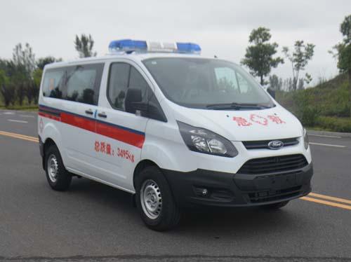 JHW5034XJH型救护车1