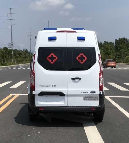JHW5032XJH型救护车5