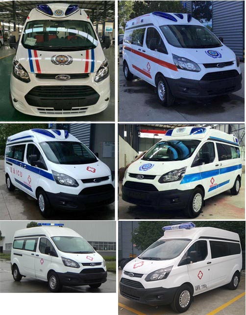 福特全顺救护车销售15271321777