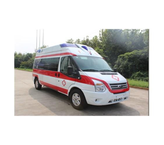新世代超人高顶监护型救护车