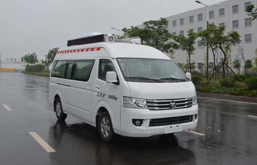 公共卫生服务车