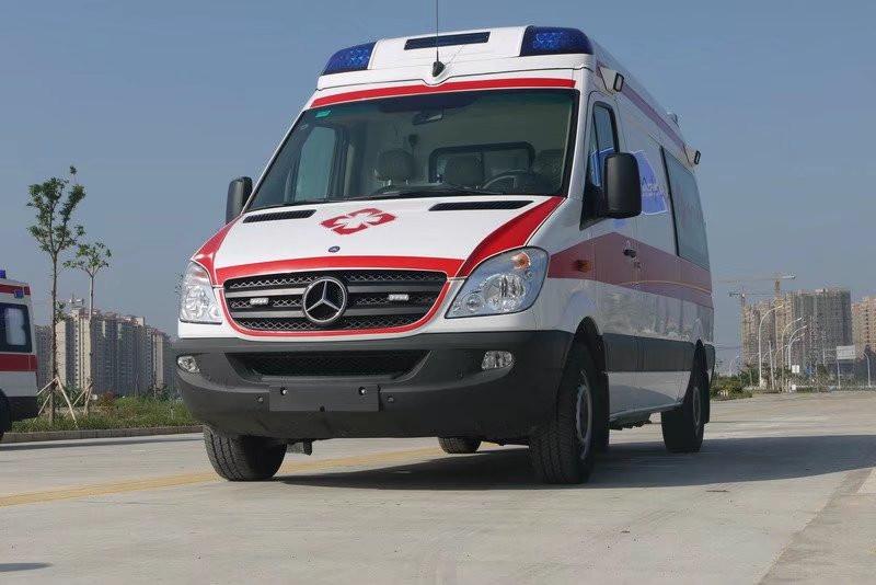 奔驰凌特315高端救护车