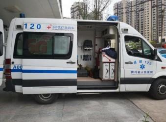 应对长宁地震:四川首次启用5G医疗急救车诊断病人