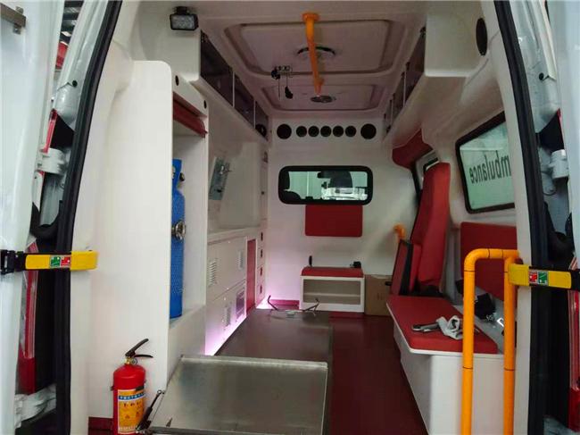 外贸出口救护车 (3)