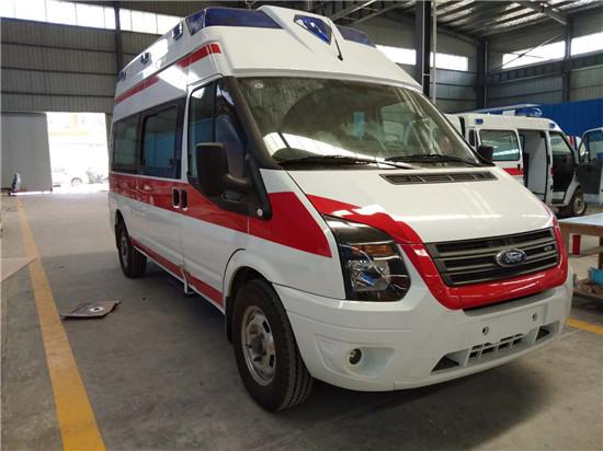 全顺新世代救护车