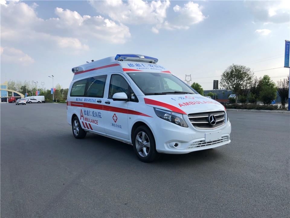 奔驰国六救护车 (13)