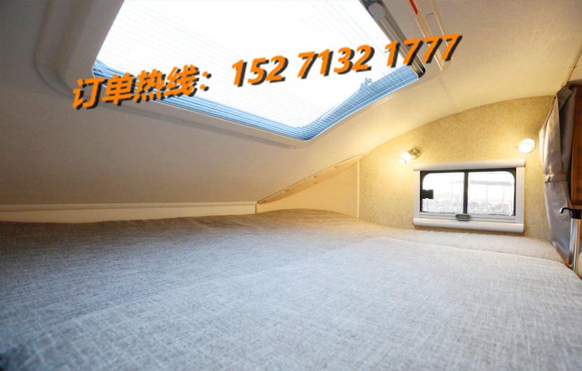 大通C型房车改装销售15271321777
