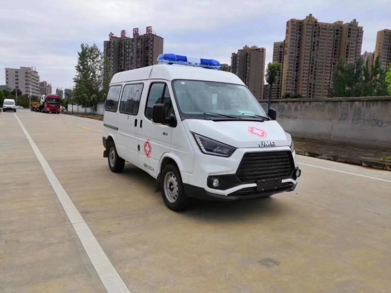 江铃特顺国六救护车