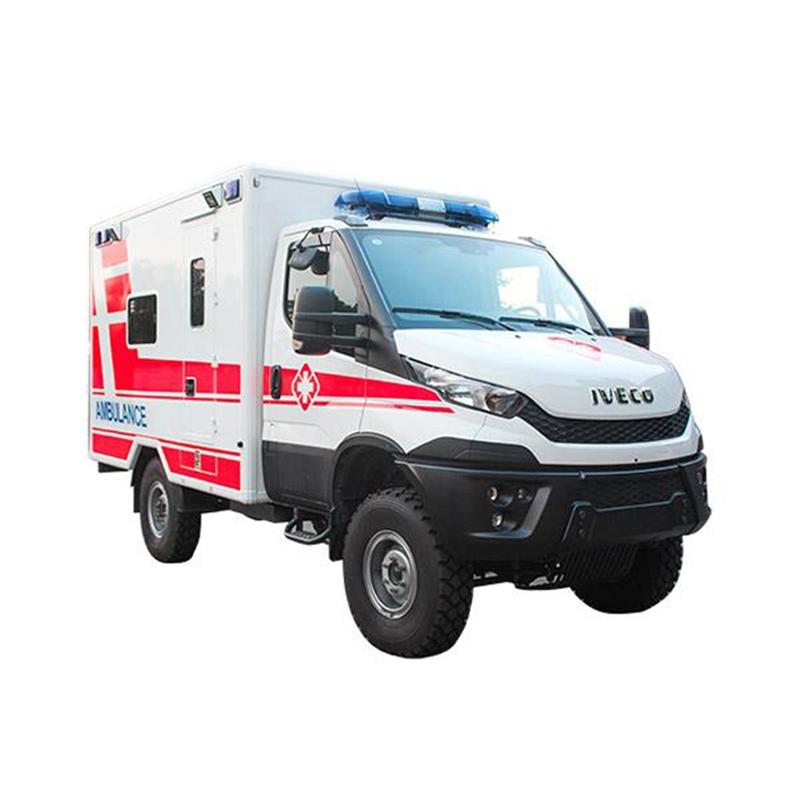 依维柯方舱救护车