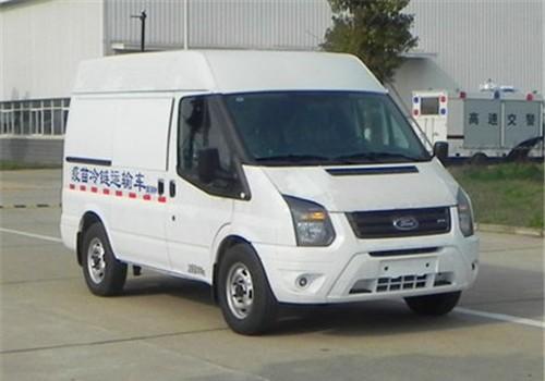 福特疫苗冷链运输车