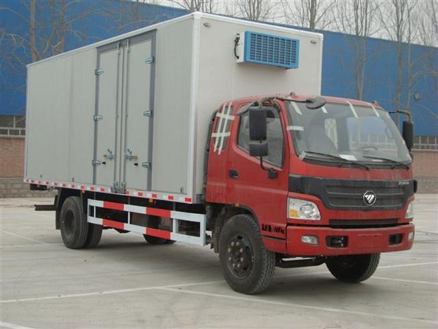 福田6米冷藏车