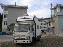 多士星福田轻卡房车
