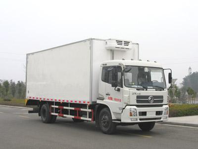CLW5161XLCD4冷藏车