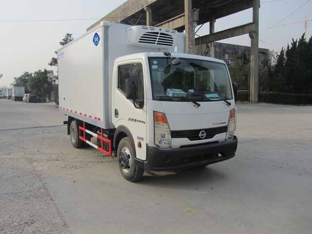 ZJL5041XLCZ4冷藏车