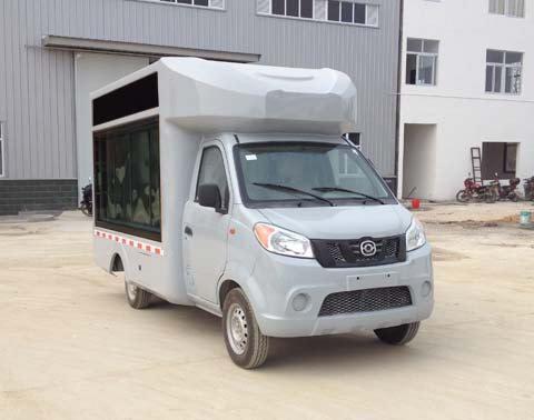 湖北亚博体育yabo88下载海马LED广告宣传车